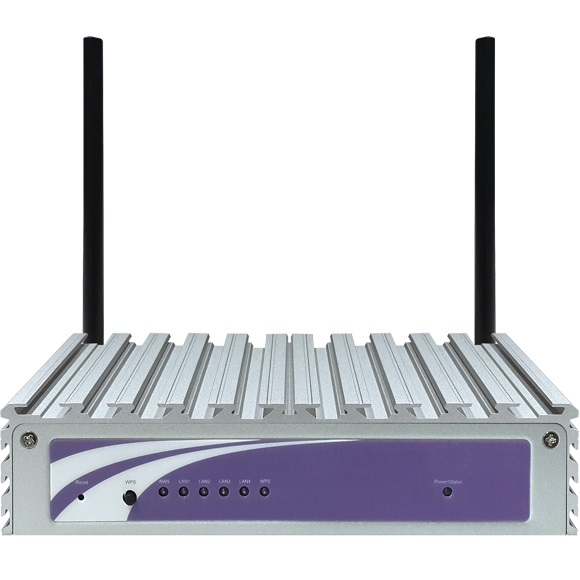 Data Connect Industrial Mesh Router, 300m, 4-local GIGE+Wifi