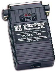 Patton Model 1040 Self-Powered, Universal Synchronous/Asynchronous, Short-Range Modem