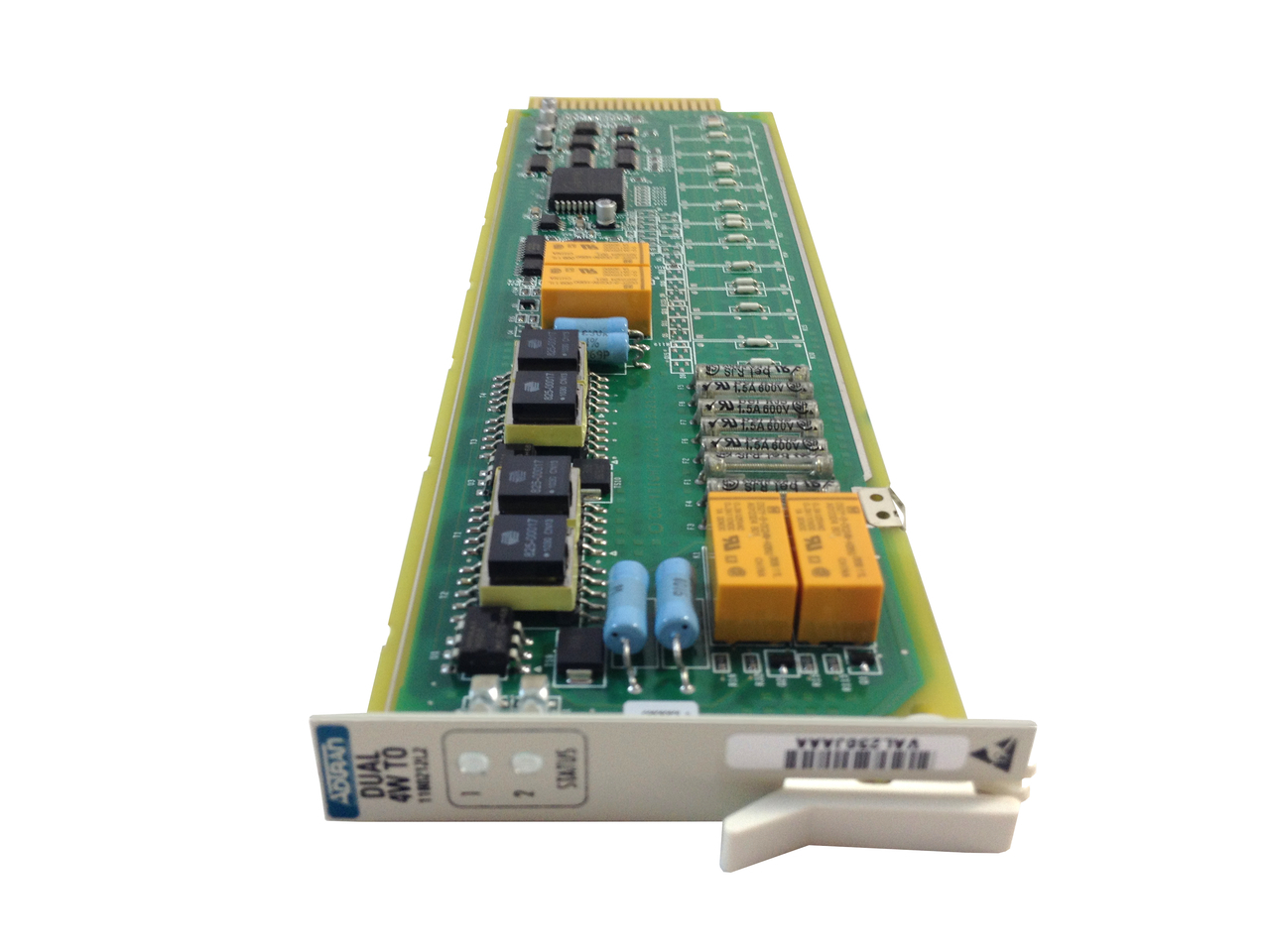 Adtran Total Access 1500 Dual 4-Wire TO Access Module - 1180212L2