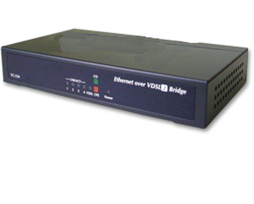 DATA CONNECT 2178HSEE-4/B, 4-PORT HIGH SPEED ETHERNET EXTENDER