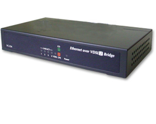 DATA CONNECT 2178HSEE-4, 4-PORT HIGH SPEED ETHERNET EXTENDER