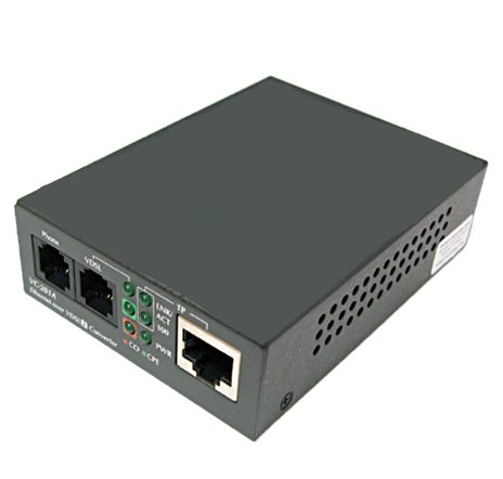 DATA CONNECT 2178HSEPE HIGH SPEED ETHERNET + POTS EXTENDER