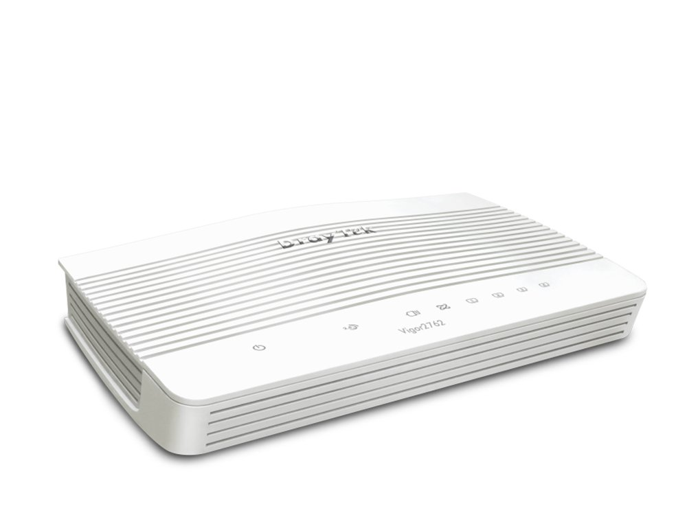 Draytek Vigor 2762 VDSL2/ADSL2+ VPN Router for Home/SOHO