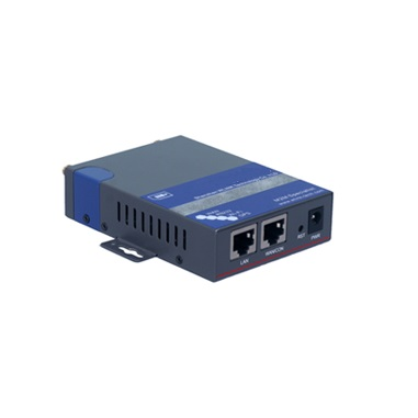Data Connect Industrial Cell Router, 300 Meters, 802.11AC, 4G Network, 2-GIGE, Ports