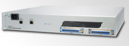 DATA CONNECT 5224A-DSG 24-PORT ADSL2+ DSLAM