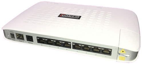 Enable-IT 8908 8 Port Extended Ethernet DSLAM