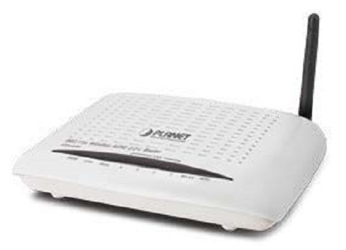 PLANET ADN-4101 802.11n Wireless ADSL 2/2+ 4 Port Router