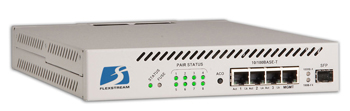 Positron AK525CU - Central Office Unit, 8 Port Ethernet Compact Unit, 25 Mbps symmetric at CSA, 50 Mbps Max