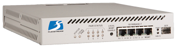 Positron AK525RU - Remote Unit, 8 Port ethernet Compact unit, 25 mbps Symmetric at CSA, 50 Mbps max, AC Powered or Line Powered