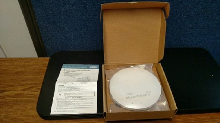 1700954F1 Adtran BLUESOCKET 1920 Dual Radio 802.11a/b/g/n  Access Point