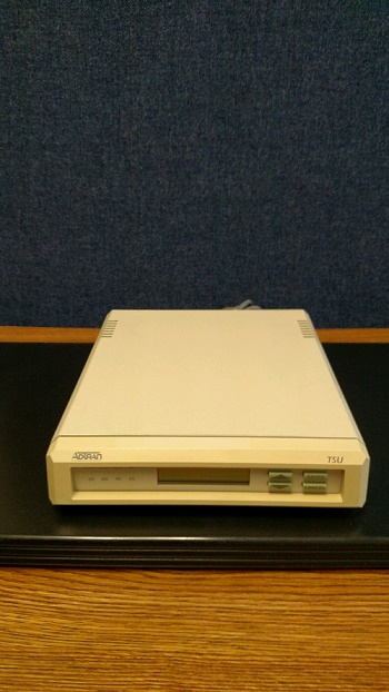 ADTRAN TSU 1200060L1 STANDALONE T1/FT1 DSU/CSU - REFURBISHED