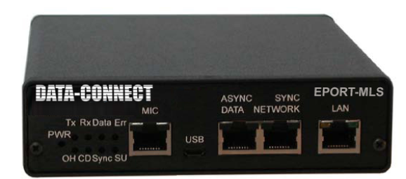 DCE EPORT-MLS (MODEM LAN SERVER)