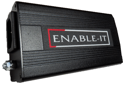 Enable-IT 360 61W - 56VDC Gigabit PoE+ Injector *