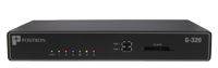 Positron G-320 IP PBX , 4 x ETH, 1 x T1/E1 PRI, 2 X FXS, 2 x USB, Up to 60 Users
