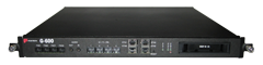 Positron G-600, IP PBX, 4 x ETH, 4 x T1/E1 PRI, 2 x FXS, 2 x FXO, up to 250 Users