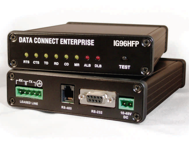 DATA CONNECT IG96HFP-FP Modem 100-240 VAC or 10-48 VDC