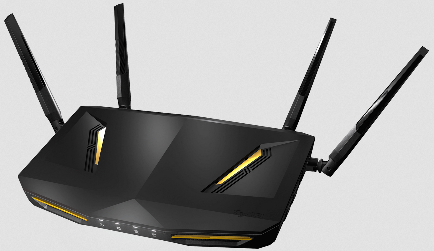 ZyXEL NBG6817 ARMOR Z2 AC2600 MU-MIMO Dual-Band Wireless Gigabit Router