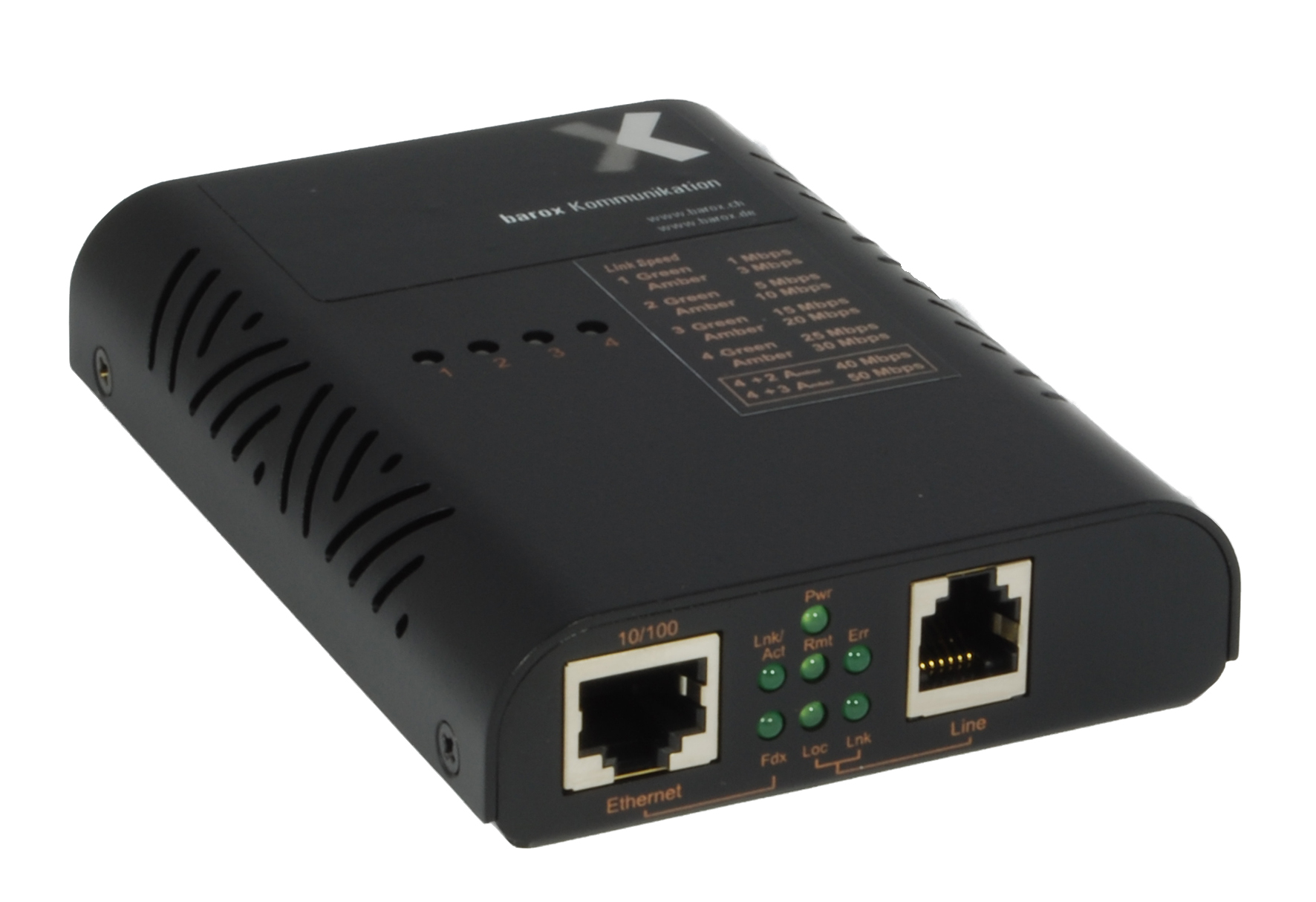 DataConnect 2178EE Industrial 10/100BASE-TX Ethernet Extender