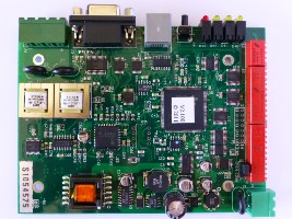 DATA CONNECT EMV23-OEM V.23 600-1200BPS EMBEDDED v.23 OEM MODEM MODULE WITH TTL INTERFACE