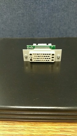 Adtran ACT 1241 V.35 ADPTR CHANNEL BANK CARD 1150040L2 - REFURBISHED