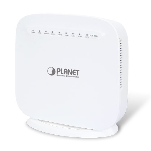 VDR-301N 802.11n Wireless VDSL2 Bridge Router