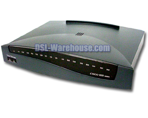 Cisco 804 ISDN Router