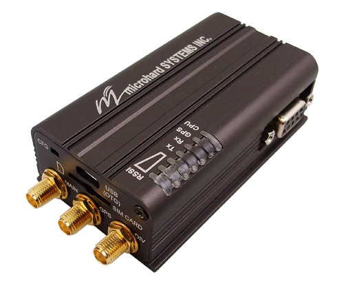 Microhard BulletLTE-NA - Low Cost LTE Ethernet & Serial Gateway