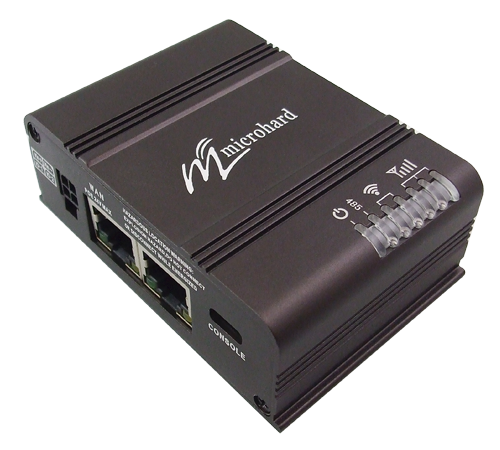 Microhard pMDDL5824-Enclosed- Dual Frequency 5.8 GHz & 2.4 GHz MIMO(2X2) Digital Data Link