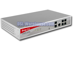 DrayTek Vigor 2955 Dual WAN Load Balancer & SSL VPN Concentrator