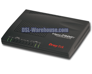 DrayTek Vigor 2900V Broadband Router with VPN/VoIP/Firewall