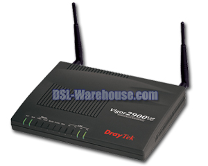 DrayTek Vigor 2900VG Wireless Broadband Router with VoIP