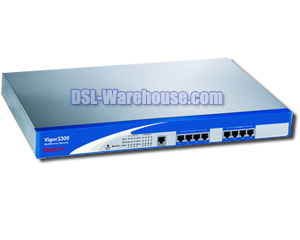 Draytek Vigor 3300B+ Enterprise Multiservice Security Router
