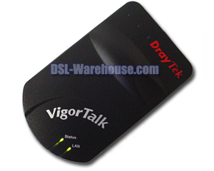 DrayTek VigorTalk SIP ATA with (1) FXS Port