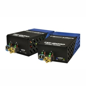 FiberPlex Analog Composite Video Fiber Link Kits TKIT-SDXC | TKIT-SDT2
