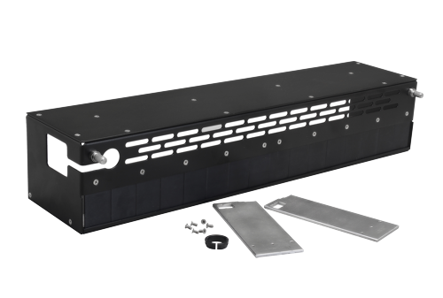 FiberPlex 16 Channel Modular Bolt-On Connector Panel For RMC-2101 RP2