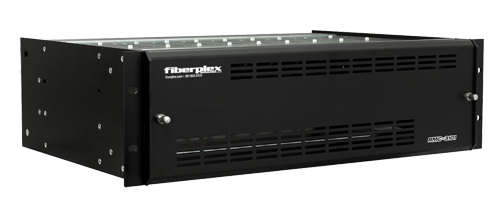 FiberPlex Chassis for All FOI Series, 9 Slot 3U RMC-3101
