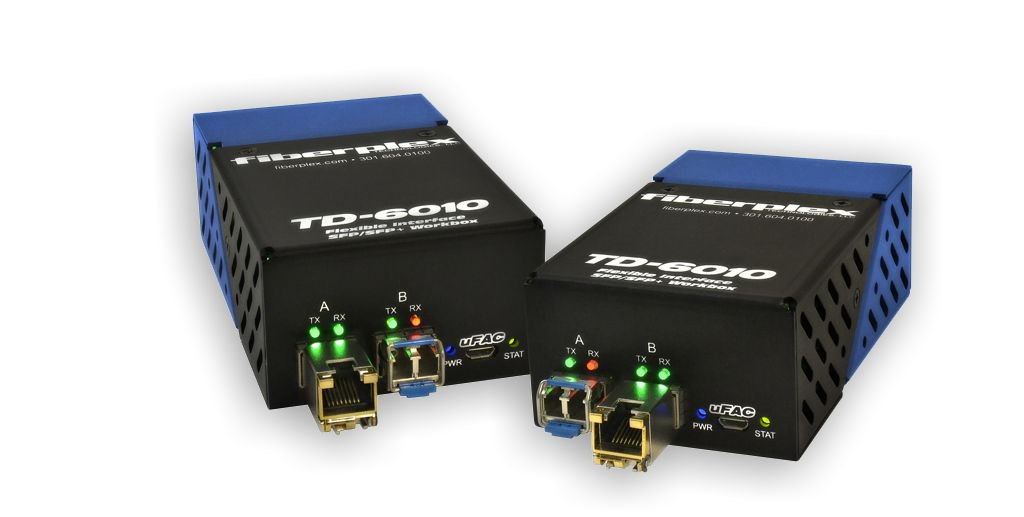 Networked Audio Fiber Link Kits