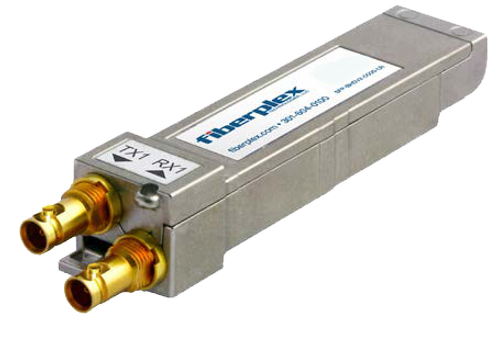 FiberPlex SD-SDI Analog Composite Video SFP SFP-BSDVXC-0000-L