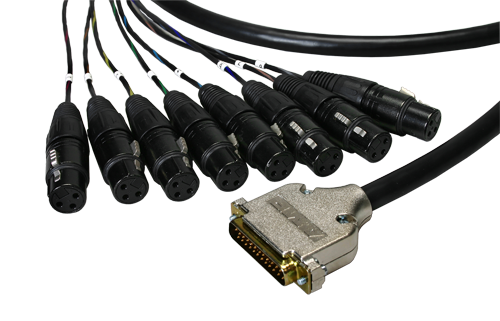 FiberPlex Digital Breakout Cables VCB-DDX