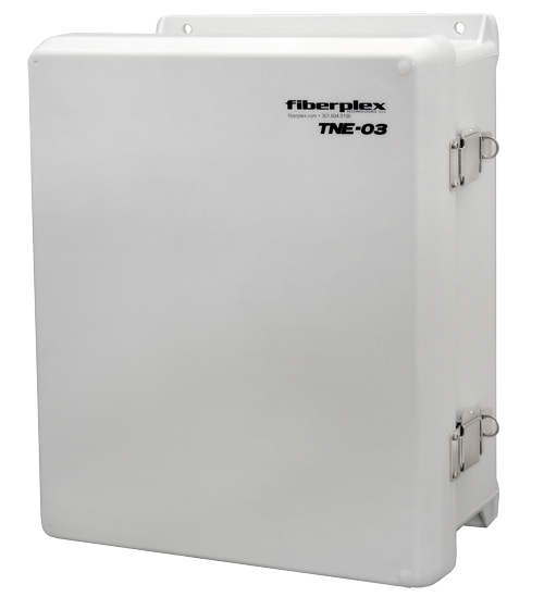 FiberPlex NEMA 4x Rated Enclosure for TD Series Modules TNE-03
