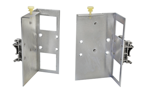FiberPlex DIN Rail Mounting Bracket for TD Series Modules TD-DINR