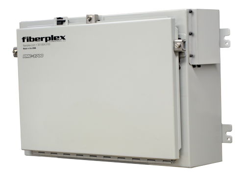 FiberPlex Environmental Enclosure for FOI Modules RMC-3700