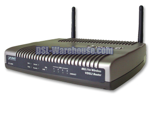 Planet VC-230N 802.11n Wireless VDSL2 Router