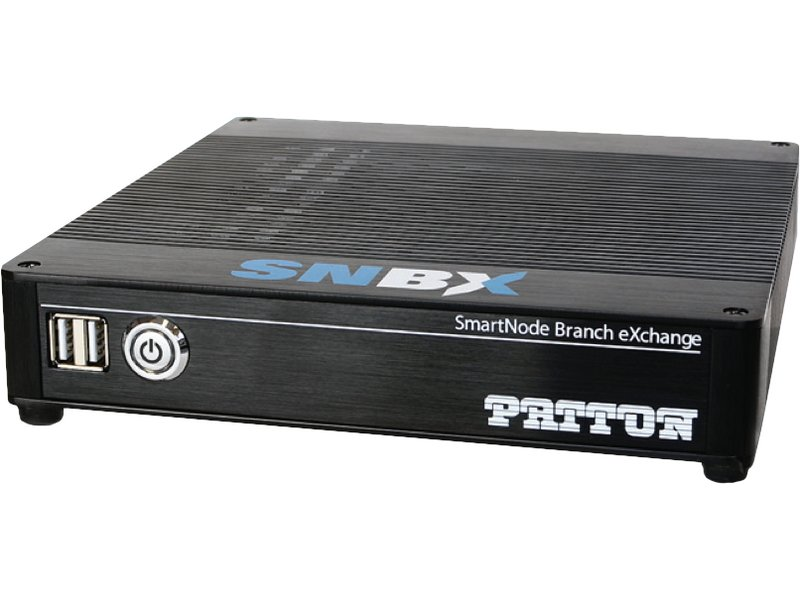 Patton SmartNode SNBX SmartNode  Branch eXchange IP-PBX VoIP Appliance