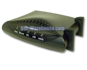 Efficient Networks SpeedStream 5200 ADSL2 Bridge Modem