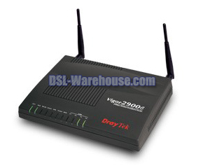 DrayTek Vigor 2900G Wireless Broadband  Router/Firewall
