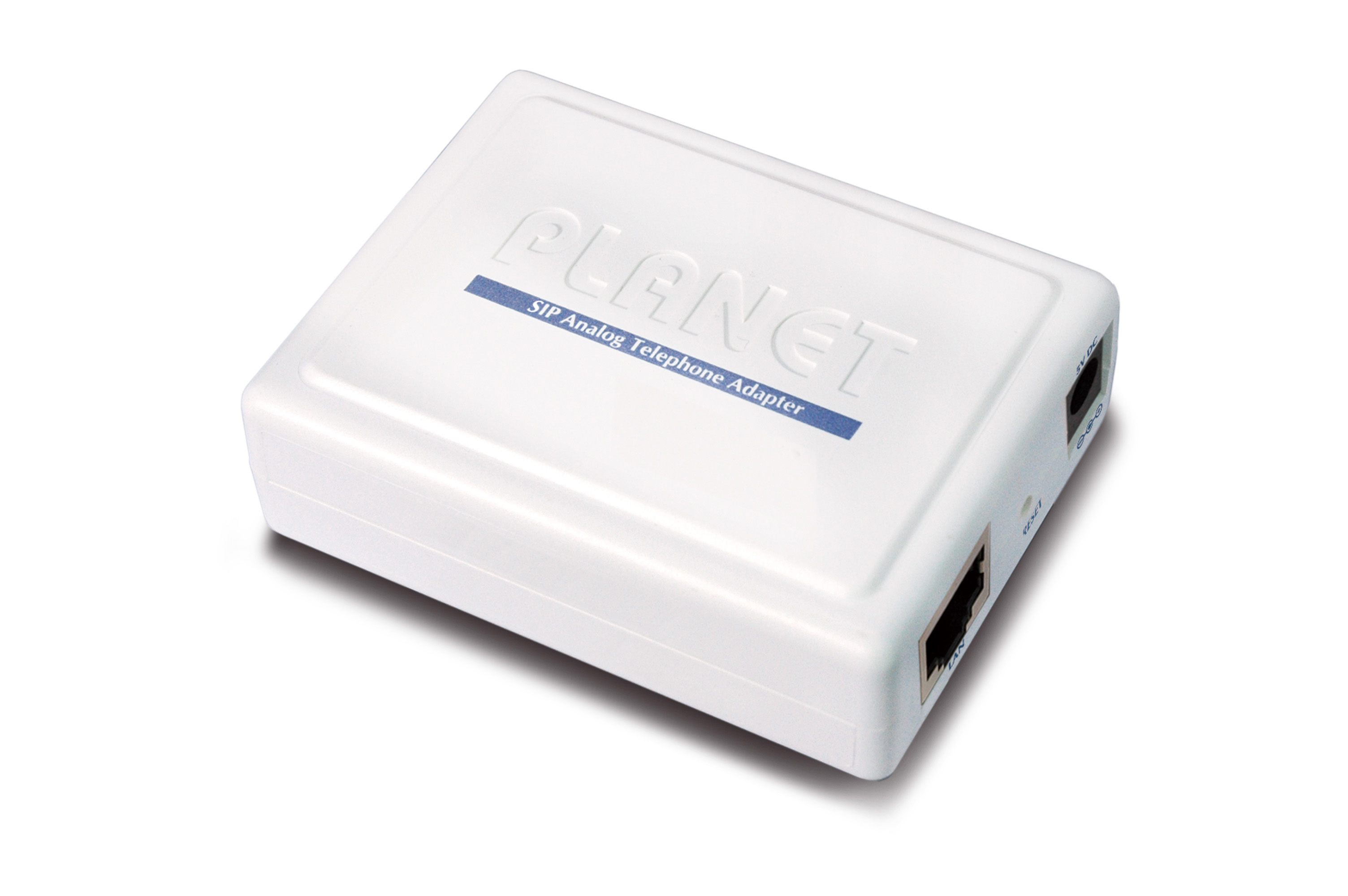 Planet Technology VIP-158 VoIP adapter for analog phone
