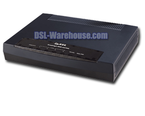 ZyXEL P-660H 4-Port ADSL2 ADSL2+ Modem/Router Gateway