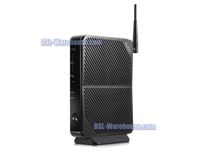 ZyXEL VSG1432 802.11n Wireless VDSL2 ADSL2+ 4-Port Gateway